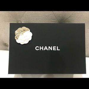 Chanel Caviar classic double flap medium